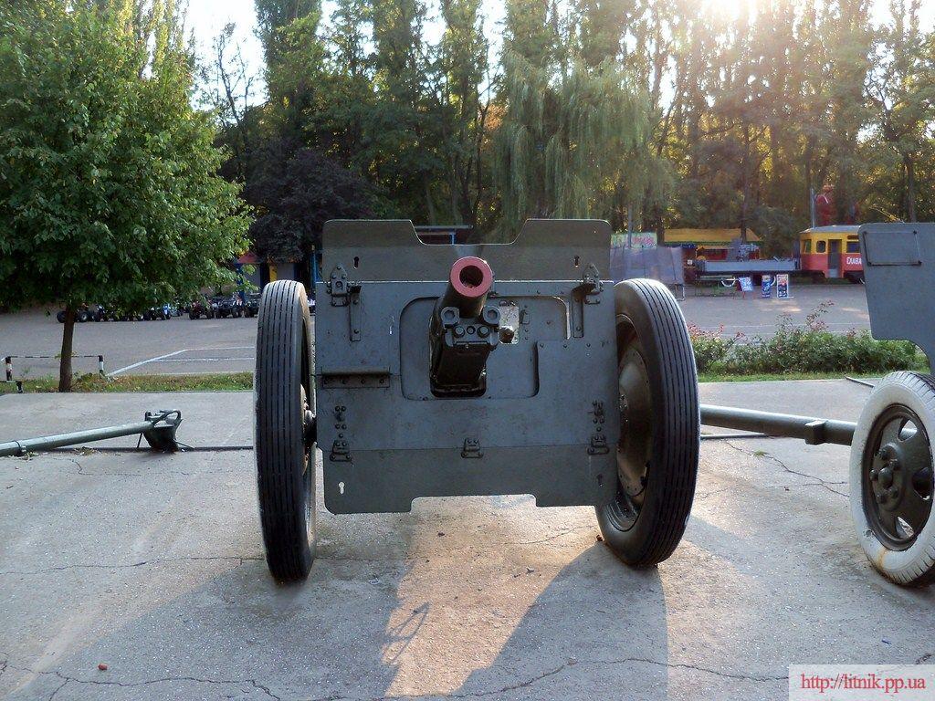 Полковая 76 Мм Пушка Образца 1927 Года - фото 11